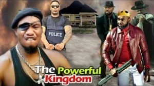 The Powerful Kingdom (jr pope) - 2019
